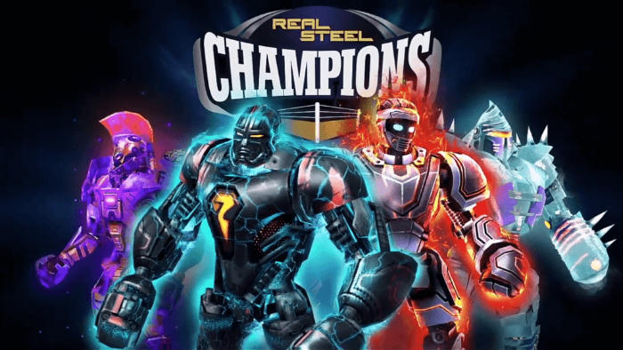 Real Steel Boxing Champions for Android