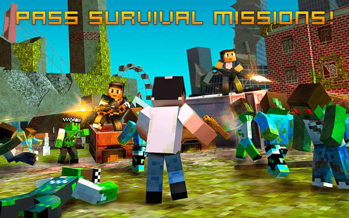 Download Block City Wars for Android