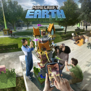 Download Minecraft Earth APK for Android