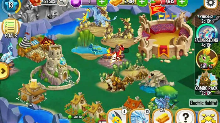 • dragon city mod apk unlimited everything