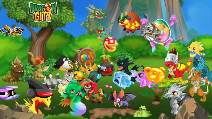 • dragon city mod apk latest version