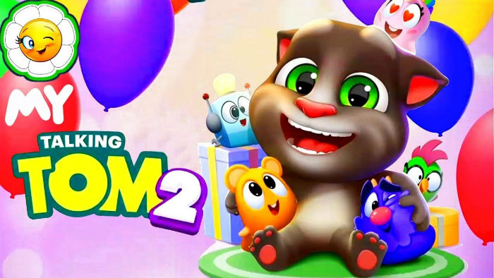 My Talking Tom 2 Android Free Download