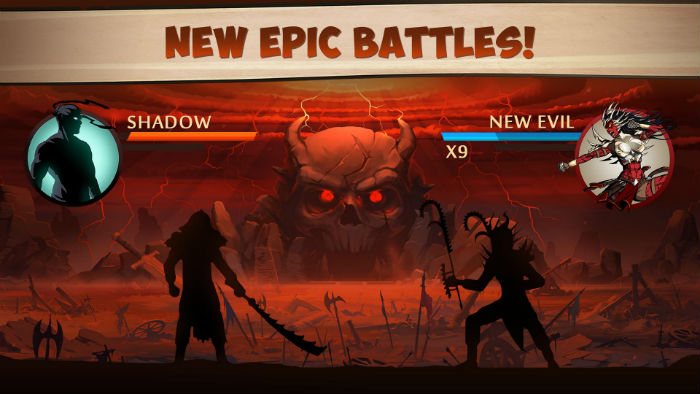 Shadow Fight 2 Special Edition MOD money