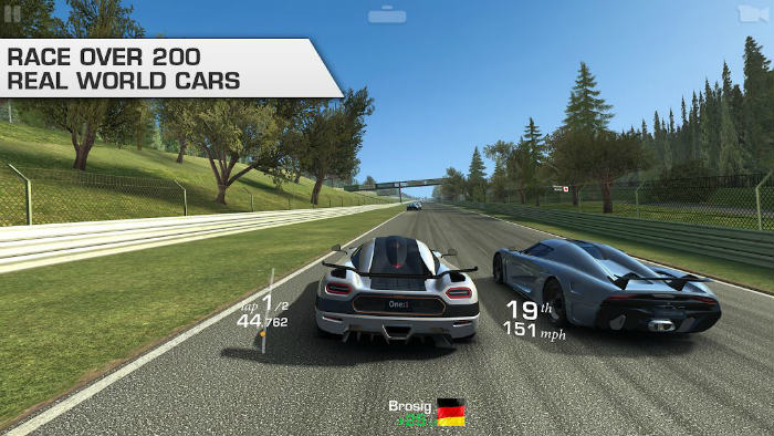 real racing 3 mod android