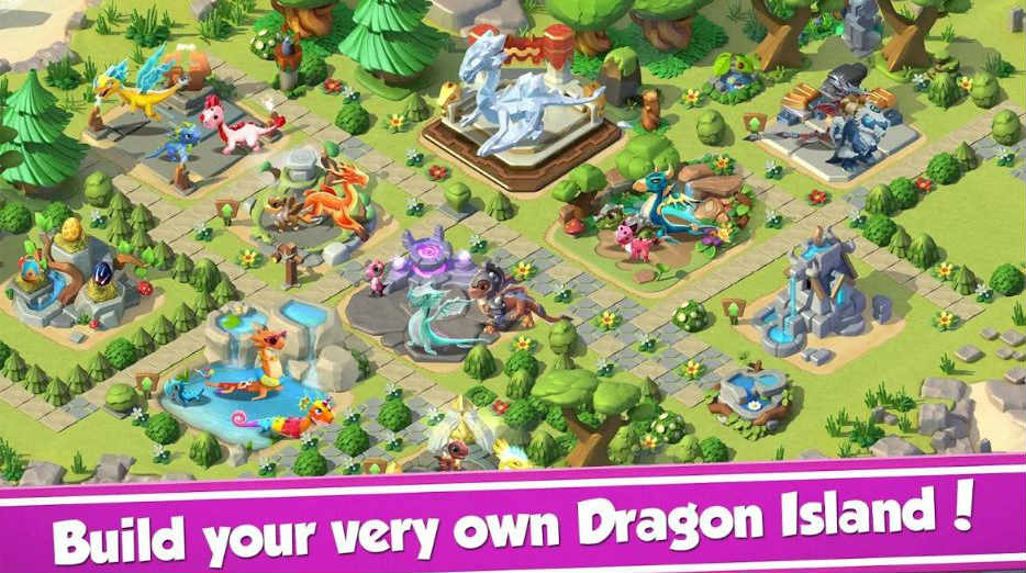 Dragon Mania Legends - Animal Fantasy for Android