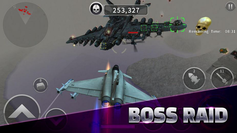 GUNSHIP BATTLE Helicopter 3D for Android