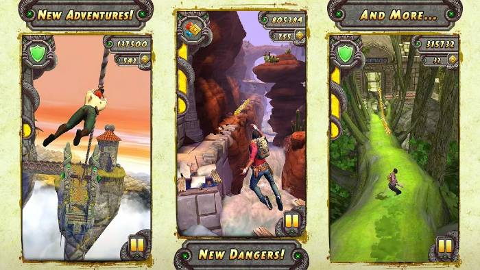 temple run 2 unlocked