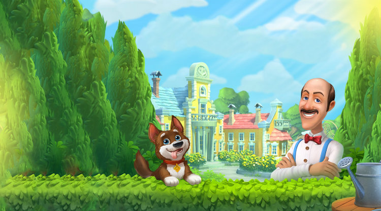Download Gardenscapes for Android
