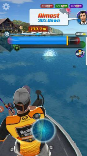 Fishing Hook for Android