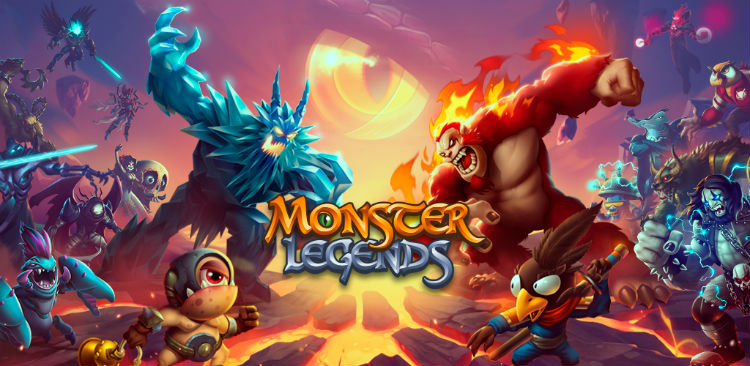 Monster Legends for Android