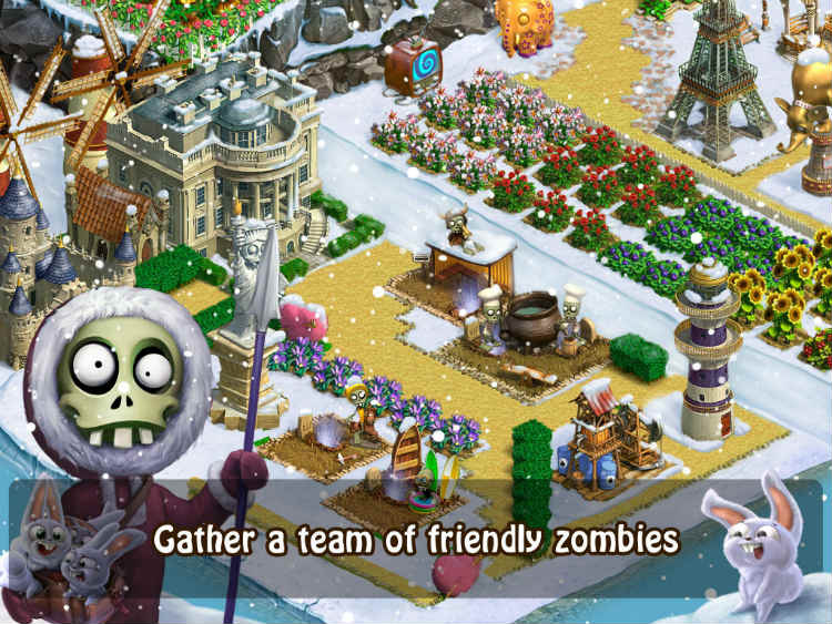 Zombie Castaways for Android