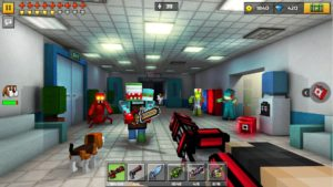 Pixel Gun 3D Latest Version