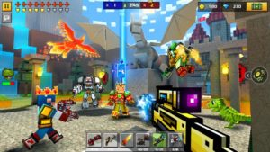 Pixel Gun 3D Unlimited Money and Gems