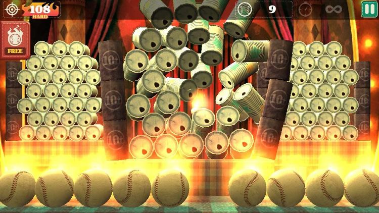 Hit & Knock down for Android