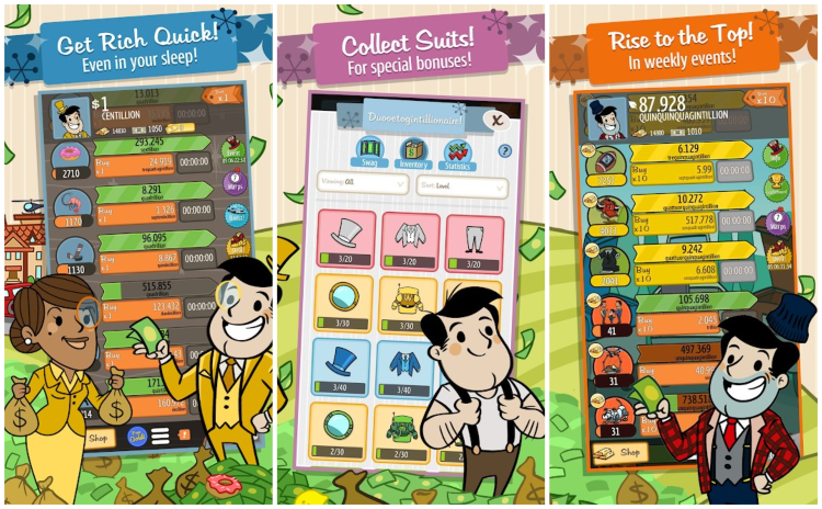 AdVenture Capitalist for Android