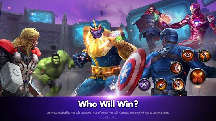 MARVEL Future Fight APK for Android