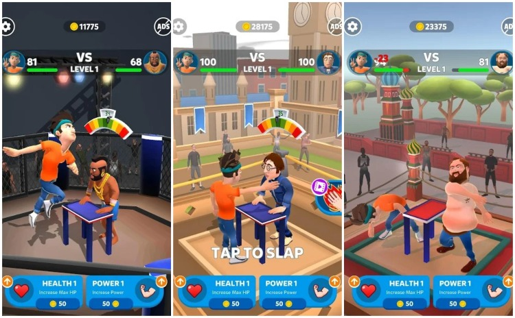 Slap Kings for Android