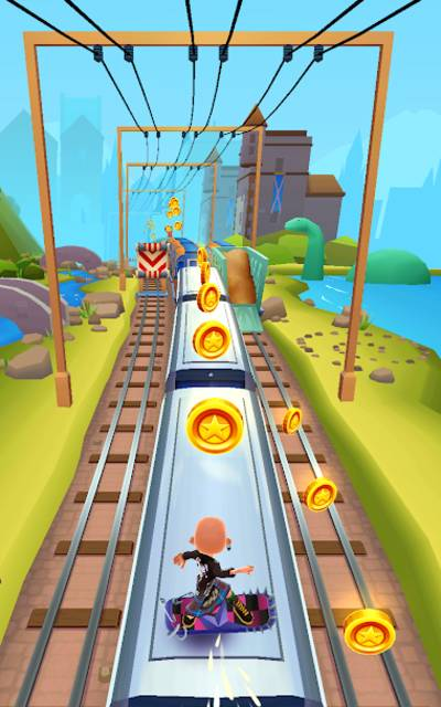 Subway Surfers Mod Unlimited Coins