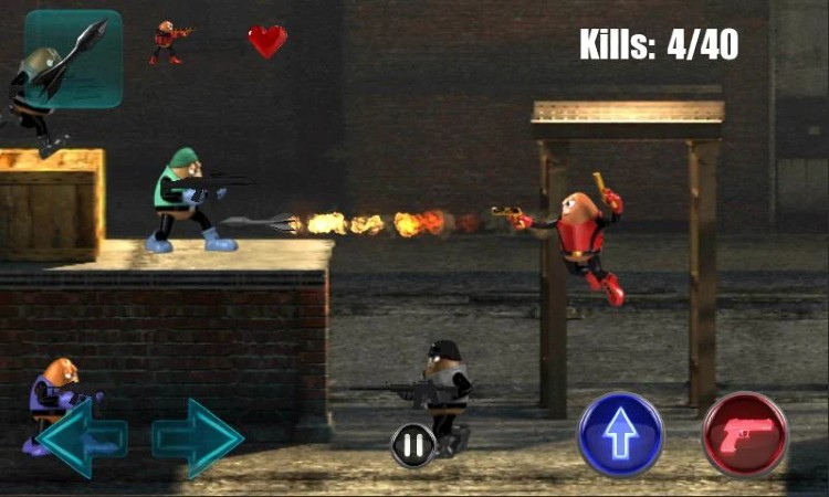 Killer Bean Unleashed for Android