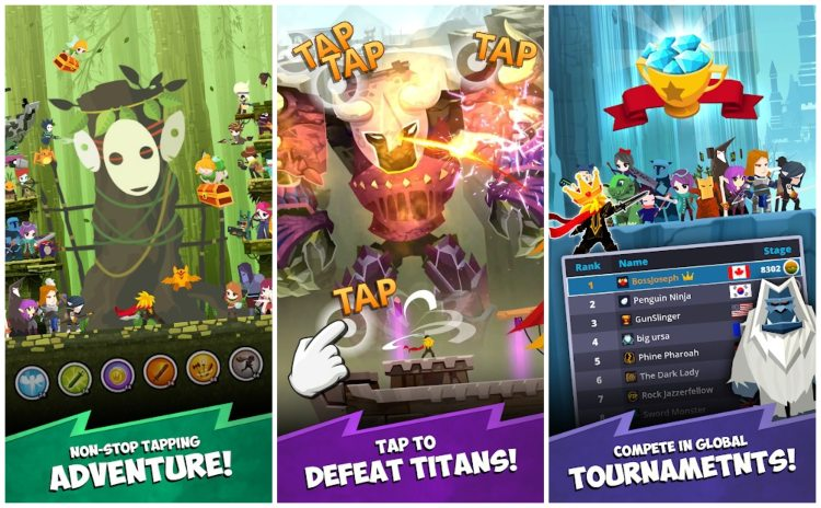 Tap Titans 2 for Android