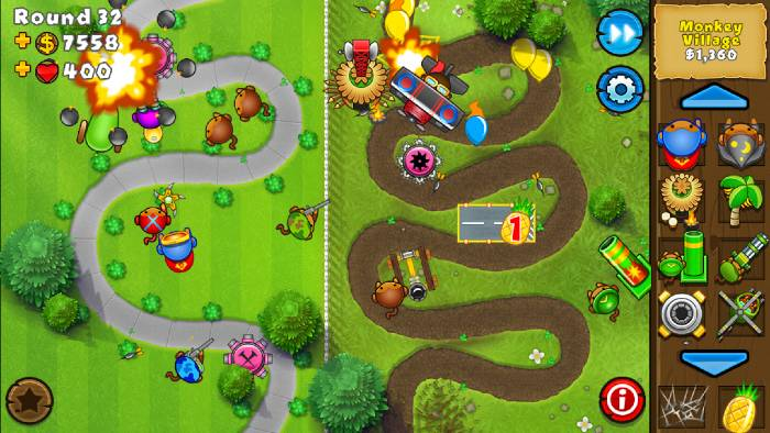 Bloons TD 5 Apk for Android