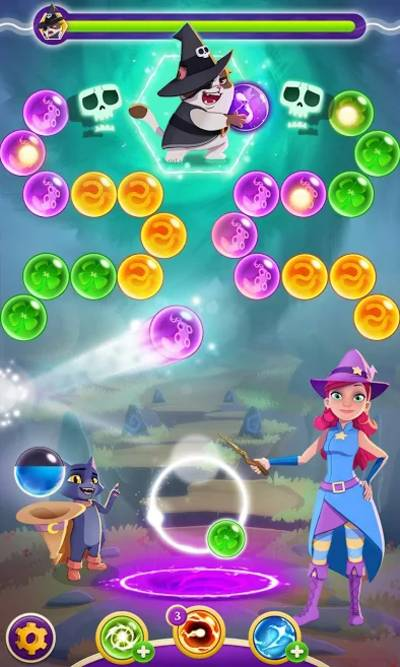 Bubble Witch 3 Saga for Android