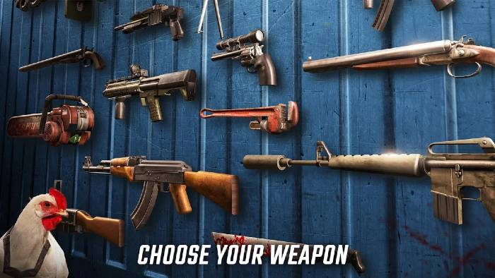 DEAD TRIGGER 2 Unlimited Ammo