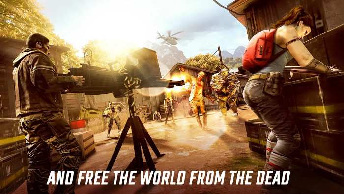 Dead Trigger 2 Apk for Android