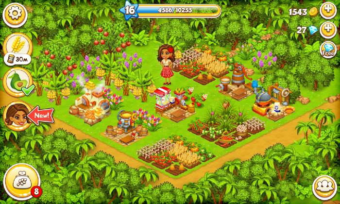 Farm Paradise for Android