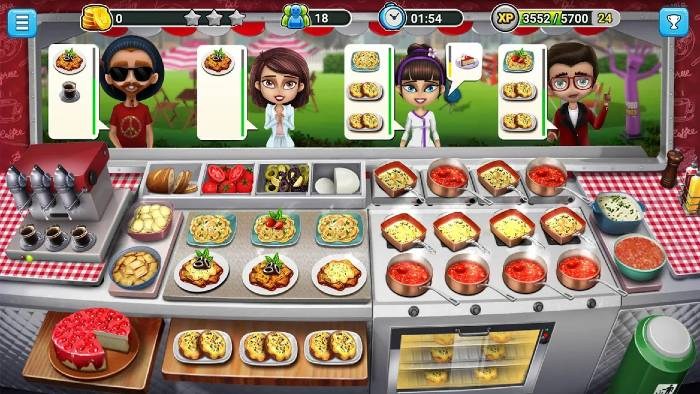 Food Truck Chef Apk for Android