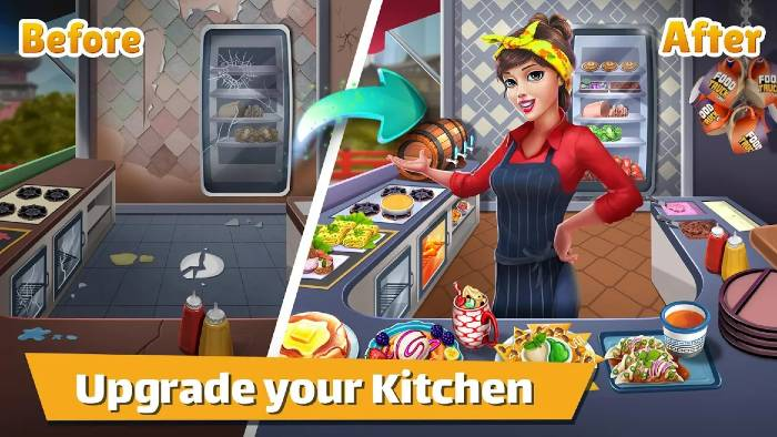 Food Truck Chef Gameplay