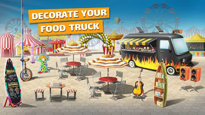 Food Truck Chef Unlimited Money