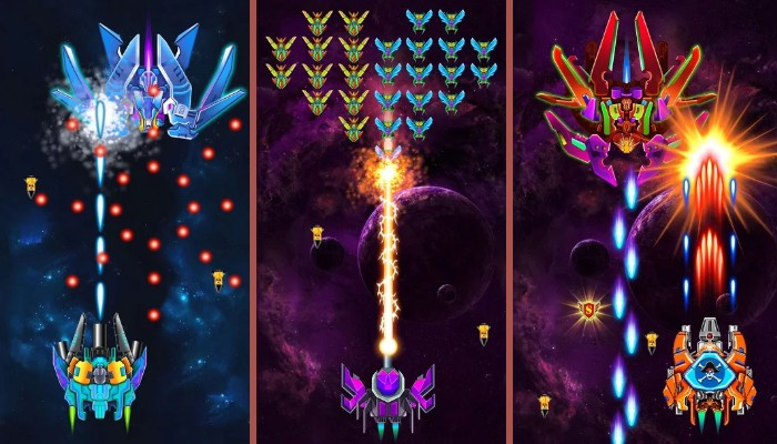 Galaxy Attack: Alien Shooter for Android