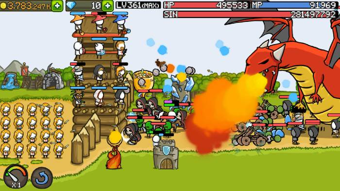 Grow Castle for Android