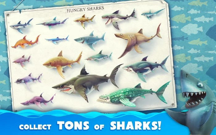 Hungry Shark World for Android