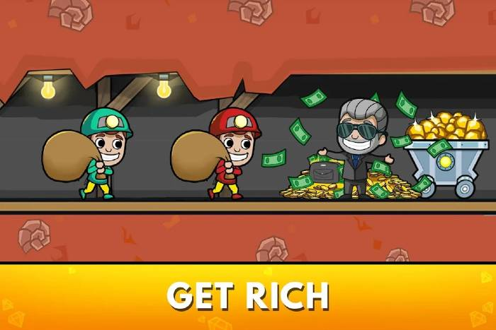 Idle Miner Tycoon for Android