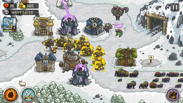 Kingdom Rush Apk for Android