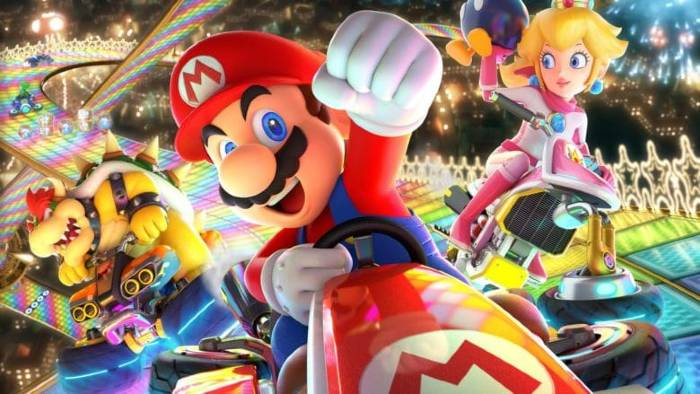 Mario Kart Tour Gameplay
