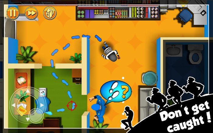 Robbery Bob for Android