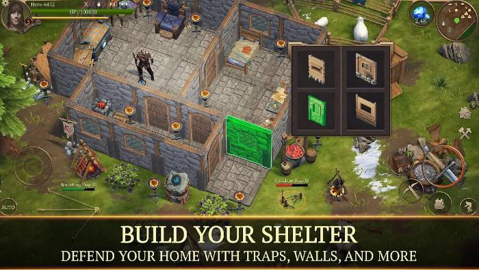 Stormfall Saga of Survival for Android