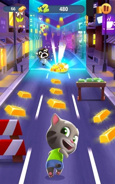 Talking Tom Gold Run for Android