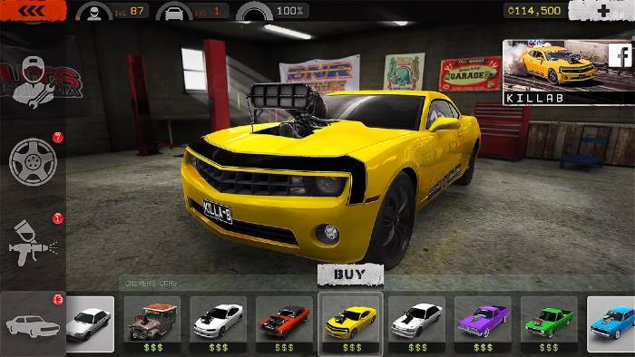 Torque Burnout Mod Unlimited Money