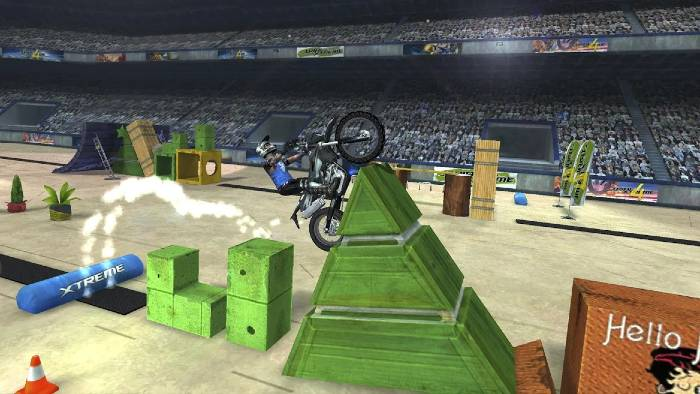 Trial Xtreme 4 Apk for Android