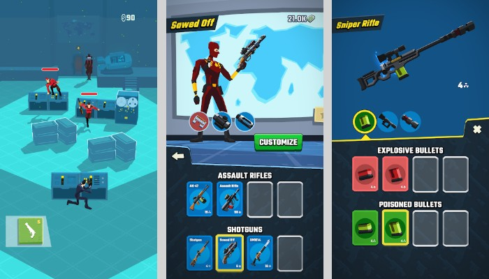 Agent Action for Android