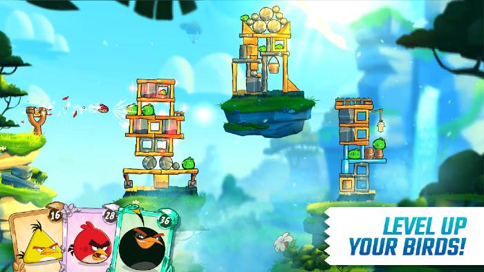 Angry Birds 2 Mod Unlimited Gems