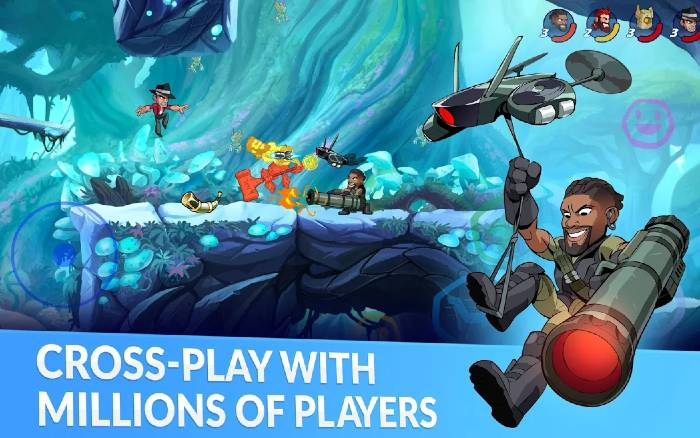 Brawlhalla Apk for Android