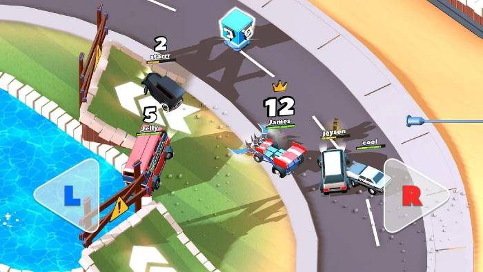 Crash of Cars for Android