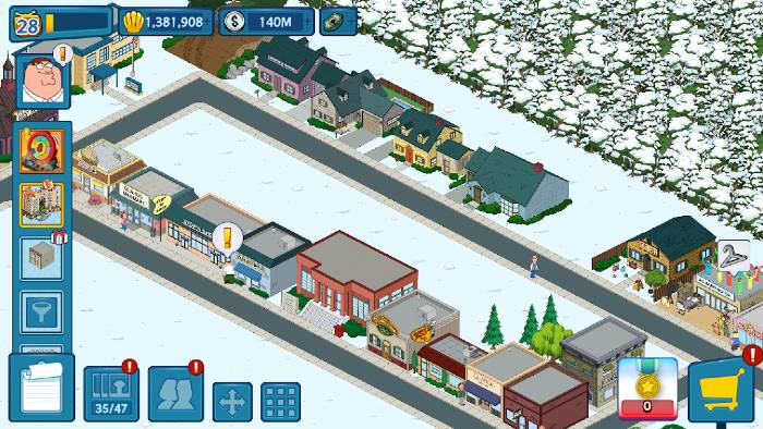 Family Guy the Quest for Stuff for Android
