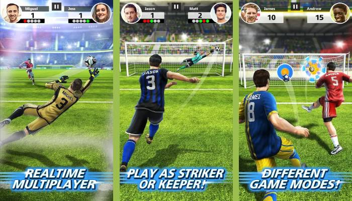 Football Strike Mod Unlimited Cash and Coins