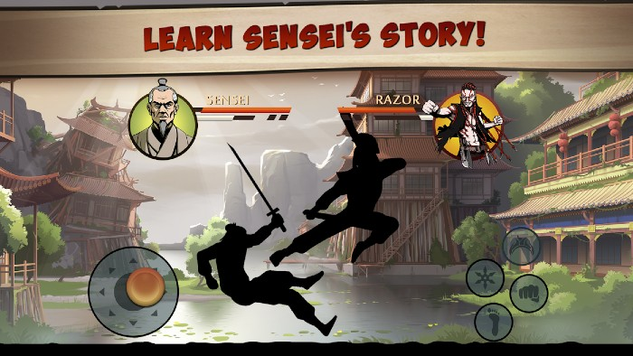 Shadow Fight 2 Special Edition MOD App